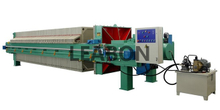 PLC Hydraulic Automatic Filter Press