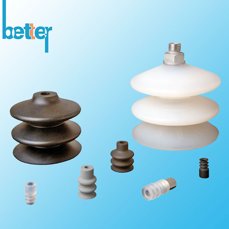 Expansion joint silicone rubber bellows from china