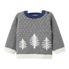 Kids winter knitted christmas pullover sweater
