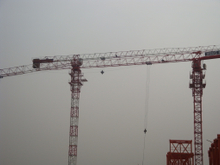Topless tower crane PT6313