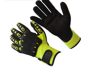 Anti- collision gloves