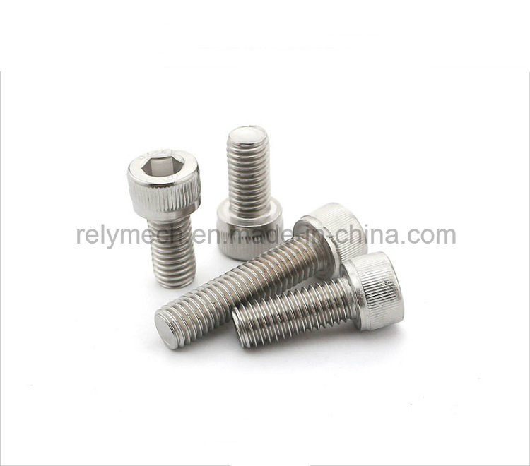 Stainless Steel Hex Socket Cup Head Screw M2~M12