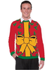 PK1838HX Wrapped Ugly Christmas Sweater