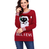 Custom Funny Knitted Christmas Ugly Sweater Wholesaler
