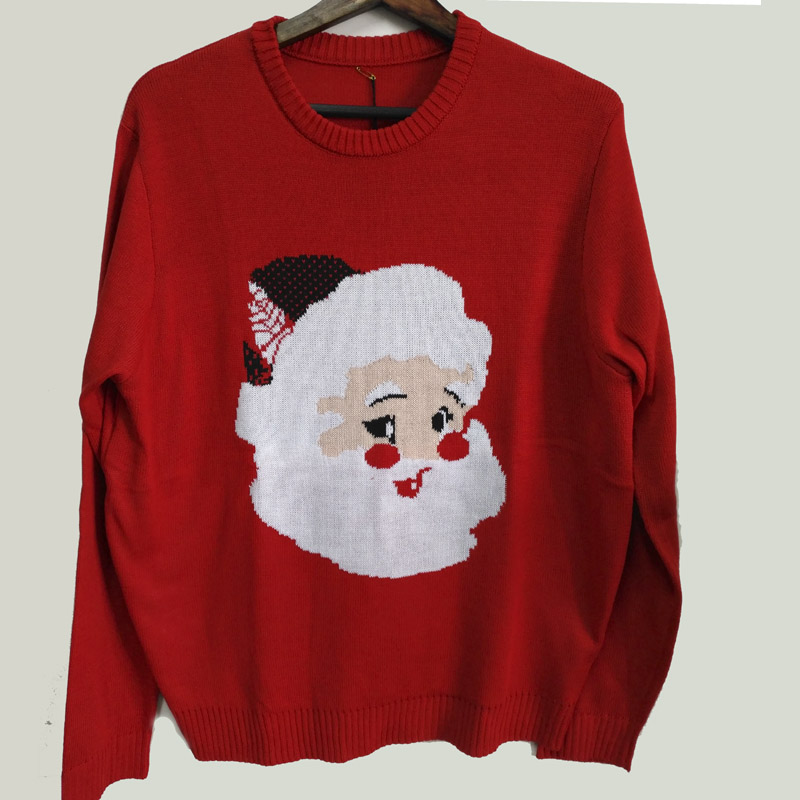 PK17A101YF high quality holiday lovely ugly christmas sweater novelty