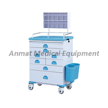 anesthesia trolley drugs medical cart supplier China