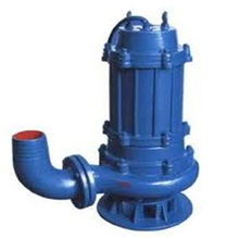 Submersible Pump Theory and Single-stage Pump Structure sewage pump
