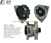 Alternator for Bosch Opel Lester 22677 0124415001