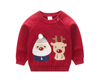 ugly christmas sweater custom wholesale christmas sweater for children kids clothes