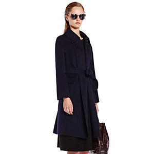 PK17B157F Fashion Women Cashmere Coat