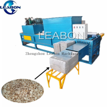 2019 Oman Hot Selling Wood Sawdust Hay Baler Machine with CE Certification