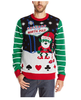 PK1846HX Ugly Christmas Sweater Light-up LED