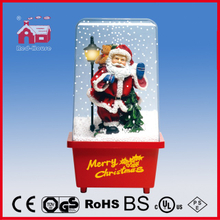 (P16029D) LED Lights Decoration Santa Claus Decoration