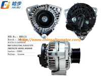 Alternator for Man, Lester 23883, 0124555013, 0124655009, 0986046590, 0986047420, 51261017246