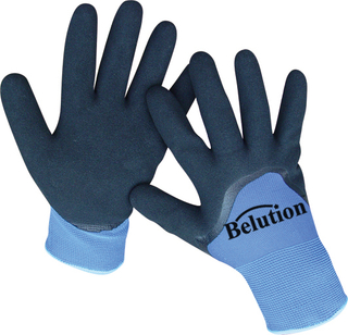 NITRILE SANDY FINISH GLOVES