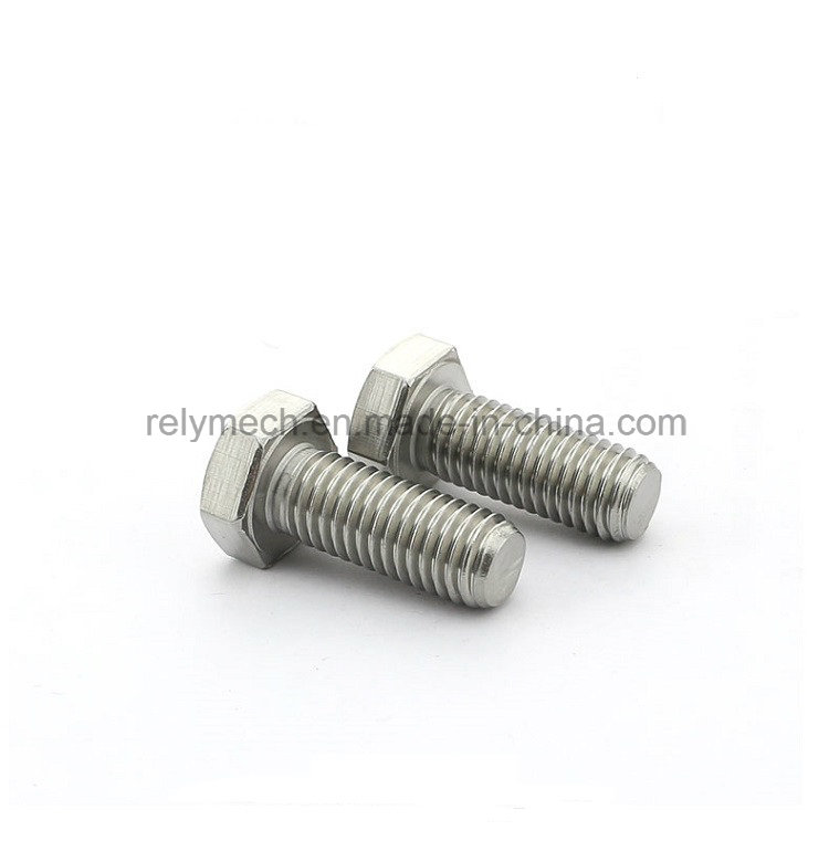 Stainless Steel 304 Bolts/Hex Bolt/Hex Head Bolts M8