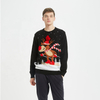 ugly knitted Christmas design acrylic jumper Xmas sweaters reindeer Christmas sweater