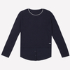 P18B203BE women's autumn winter cashmere joint round neck sweater