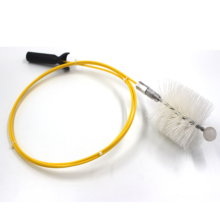 Chimney Cleaning Brush with Fiberglass Rod