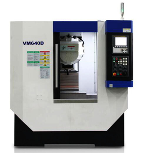 CNC Vertical Machining Center Model: VM640D