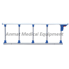 Retractable Aluminum Side Rails for Medical Bed
