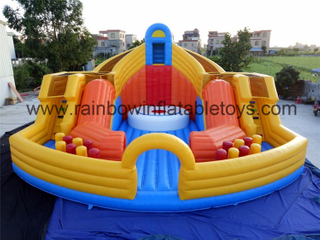 RB91018(10x10m) Inflatable Sport Game/Inflatable Sport Game Playground