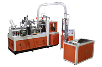 ZSZB-D Automatic Middle Speed Paper Cup Forming Machine