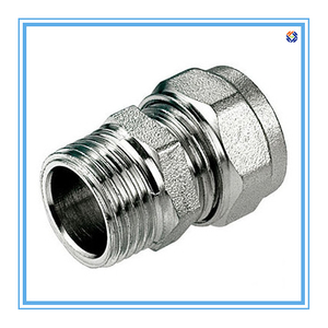 Precision Casting Stainless Steel Hex Pipe Fitting