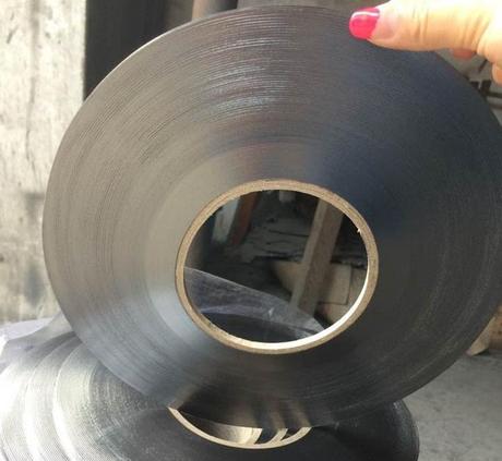 骏驰出品金属缠绕垫用无硫抗氧化柔性石墨带FASTRACK-5500