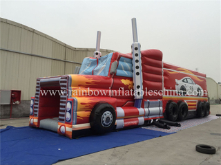 RB05006-1(15x4m) Inflatable Giant Lorry For Commercial Advertising