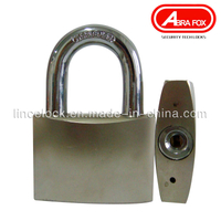 Arc Type Steel Padlock with Vane Keys (111)