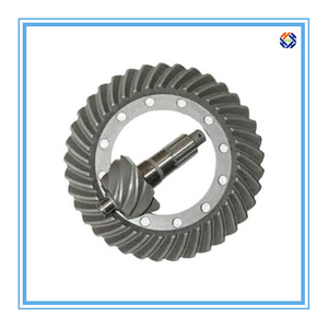 Bus Crown Wheel Pinion for Various Cars with RoHS Standards