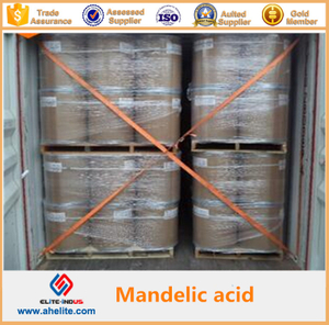 Supply D-mandelic acid High purity Mandelic acid. cas.no 611-71-2