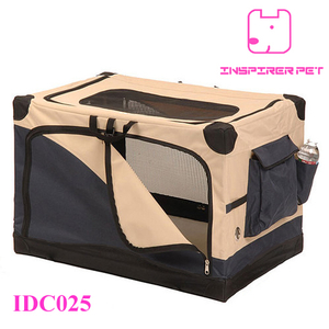 Polyester Transportbox with Metal Bracing