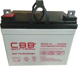 CBB® NPG35-12 Gel Battery