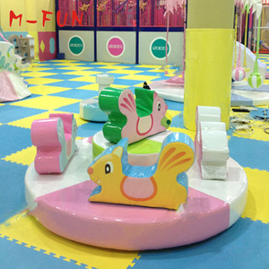 Indoor amusement park rides for kids