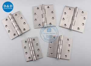 Fire-Rated Door Hinge with UL Listed manufactured by D&D hardware