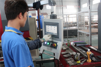 CNC Bending machine 2014