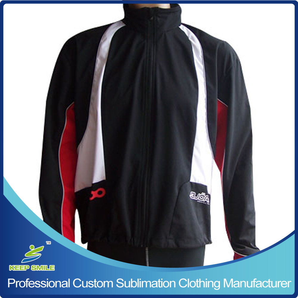 Men's Windproof and Breathable Cycling Rain Jackets