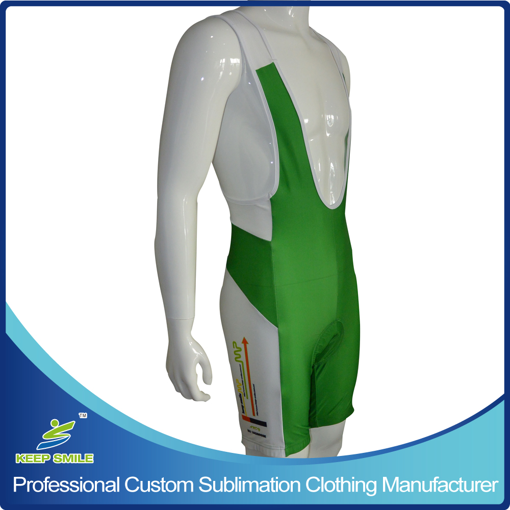 Customized Sublimation Cycling Bib Short Fashion