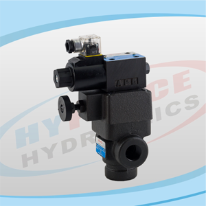 SRVT Series Solenoid Operated Relief Valves & RVT Series Pilot Operated Relief Valves