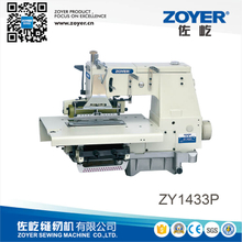 ZY 1433P Zoyer 33-needle flat-bed double chain stitch sewing machine