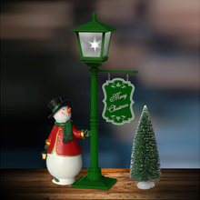 Mini Christmas Lamp Magic Table Light Table Lamp for Hotel