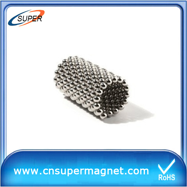 Sintered magnetic ndfeb magnet ball
