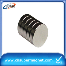 Low price 48M Sintered Neodymium disc magnet
