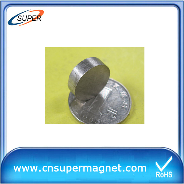 High Quality 20*5 SmCo magnet