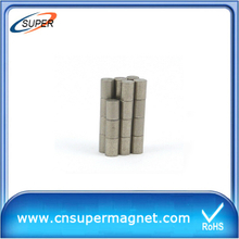 2018 Popular D6*10mm SmCo Permanent Magnet
