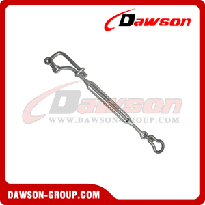 Deck Lashing Turnbuckles