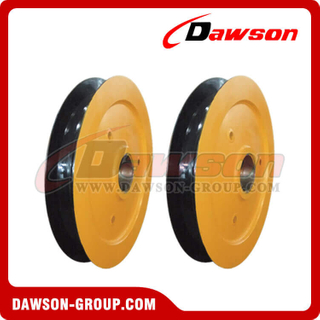 Ring Forging Double Plate Wide Groove Pulley