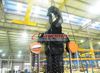 50 TON - 50T - 50000KG Manual Chain Hoist, Chain Block